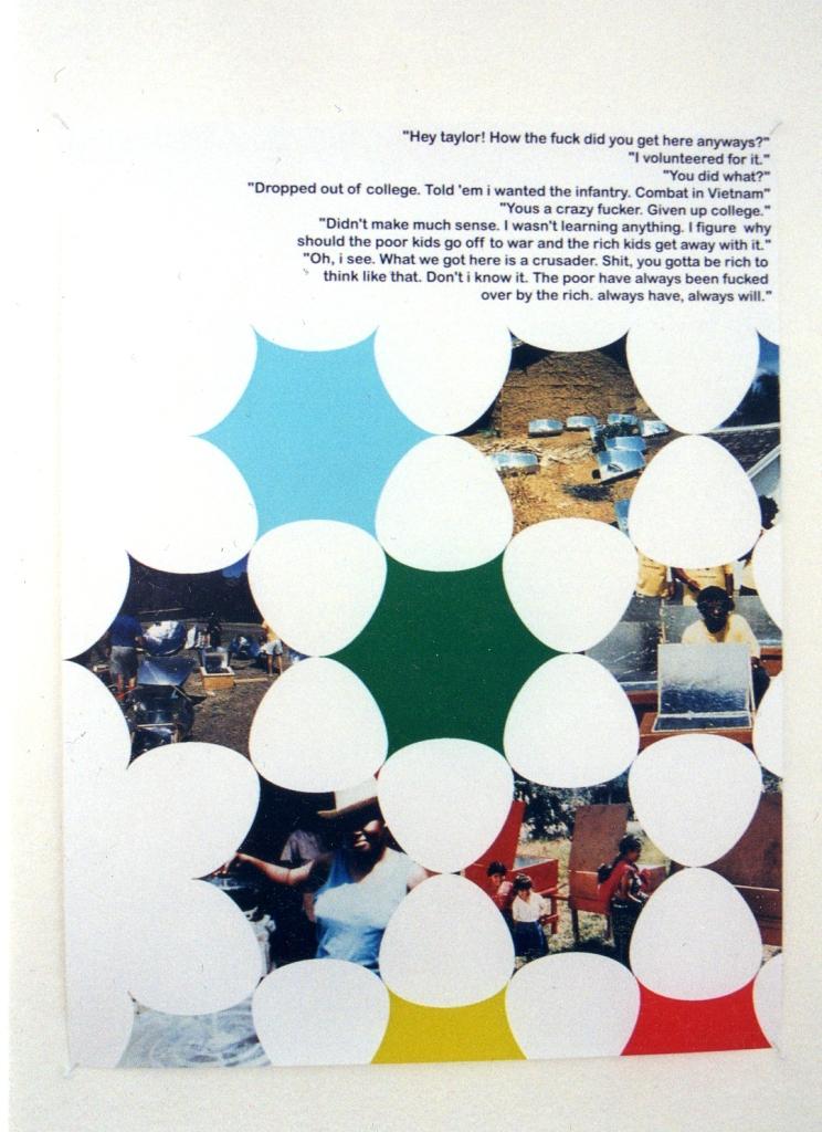 Latrine duty -poster