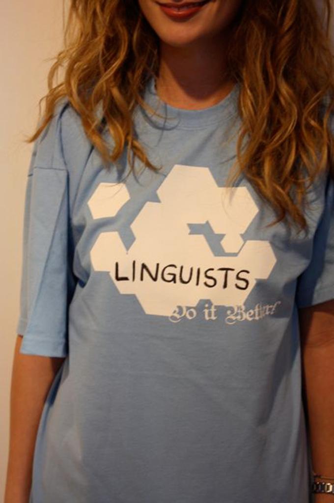 Linguists ...do it better