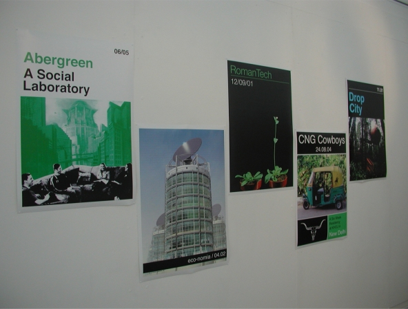 """Representation, Reconstruction & Reappraisal"" - Posters using the penguin format and titles of my previous work"